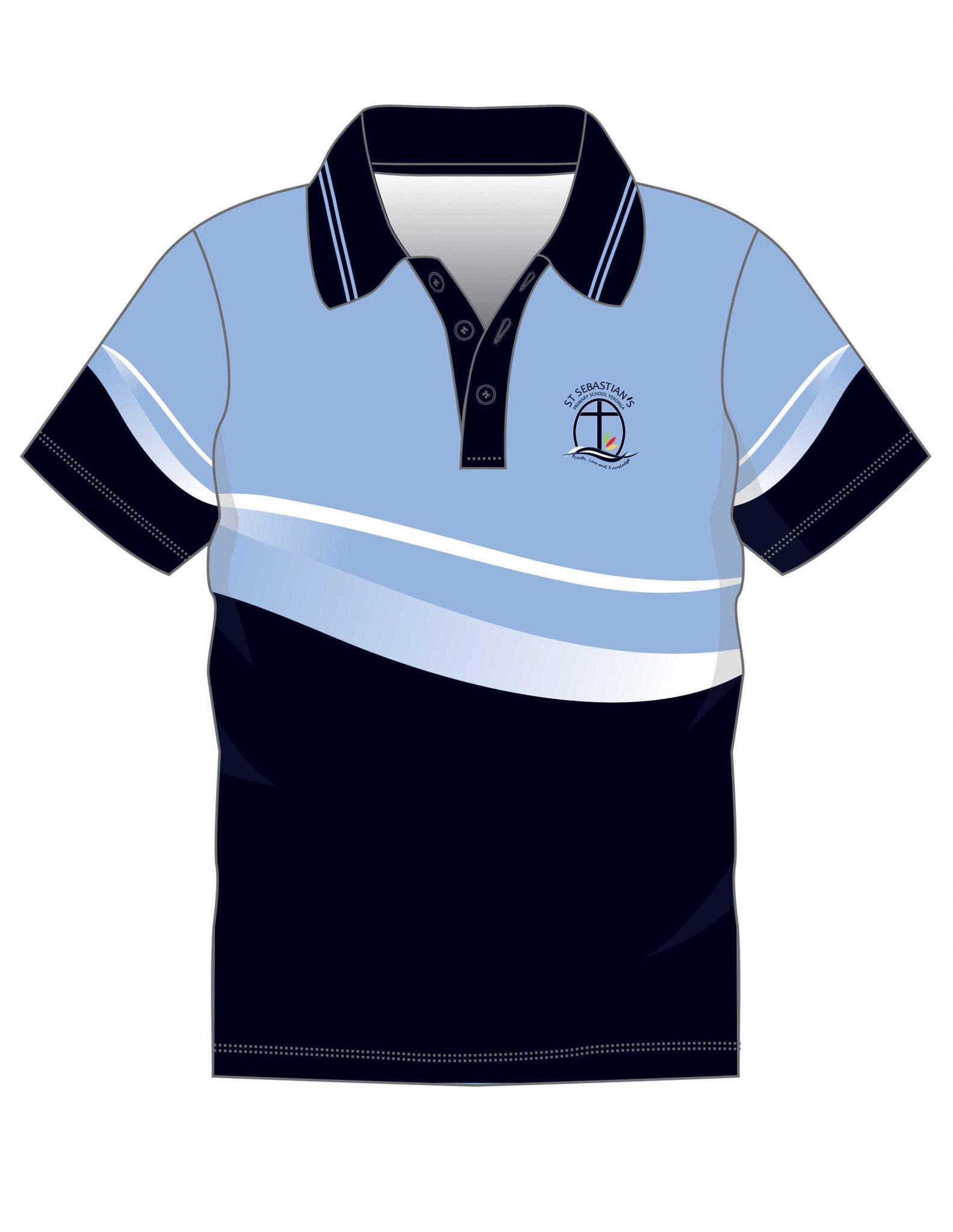 cc826495 School Sublimation Polos - Red Oak School Uniforms