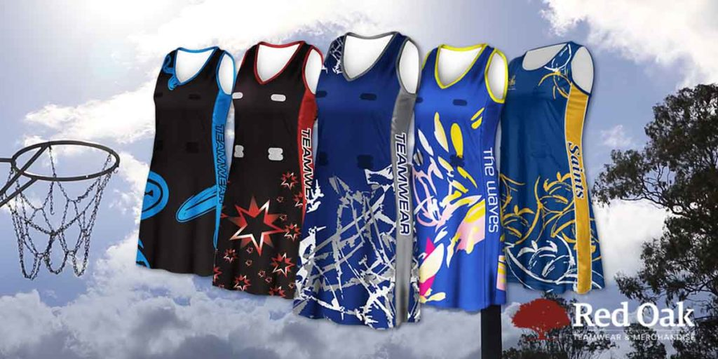 Custom School Netball Uniforms