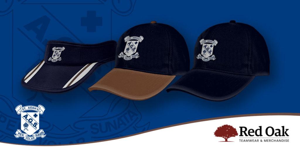 Custom school headwear