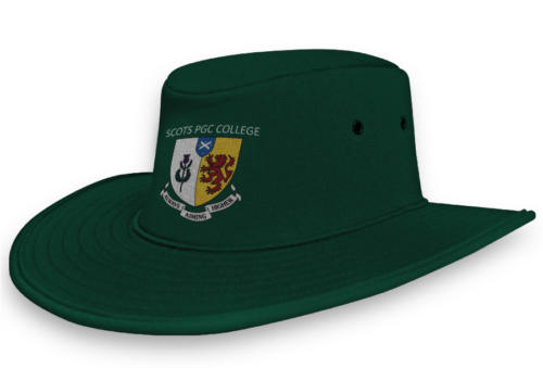 Scots PGC_School Foam Hat_Bottle crop